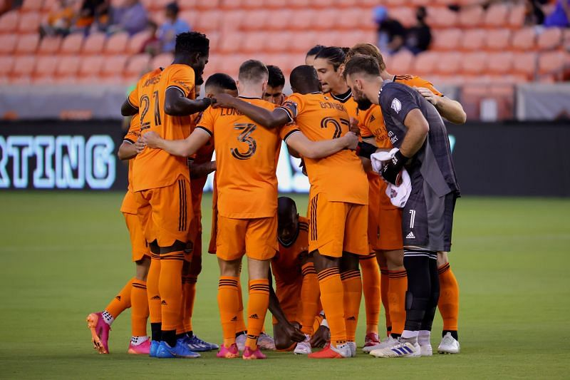 Houston Dynamo will trade tackles with Vancouver Whitecaps