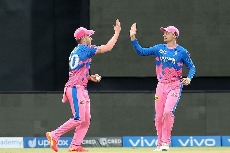 Buttler stole the show, while Miller chipped in with a last-ball six again.