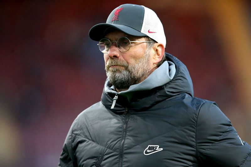 Liverpool manager Jurgen Klopp. (Photo by Alex Livesey/Getty Images)
