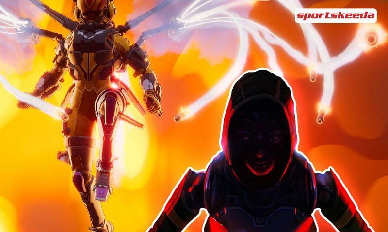 Apex Legends Season 9: Release date, Valkyrie abilities, Ash from Titanfall 2 (Image via Sportskeeda)