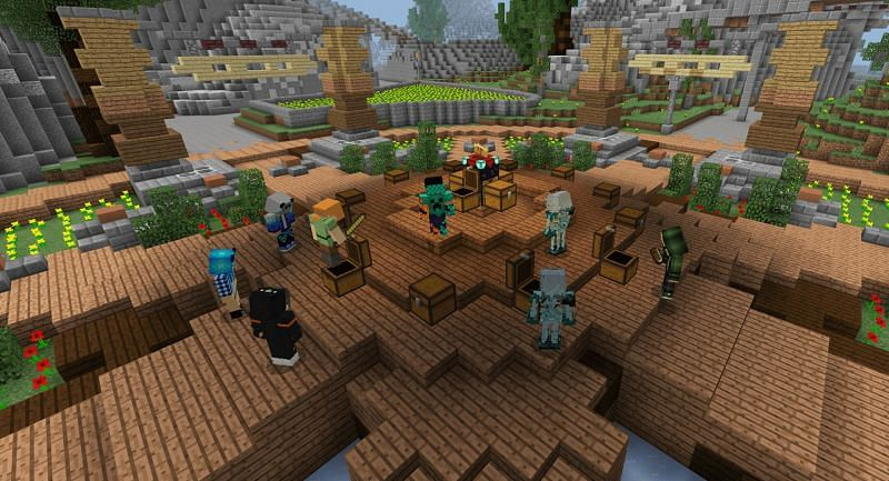 5 best Minecraft servers for survival games