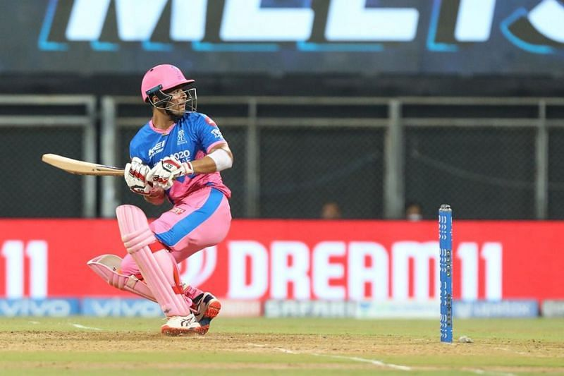 Riyan Parag has been a part of the Rajasthan Royals team since IPL 2019. (Image Courtesy: IPLT20.com)