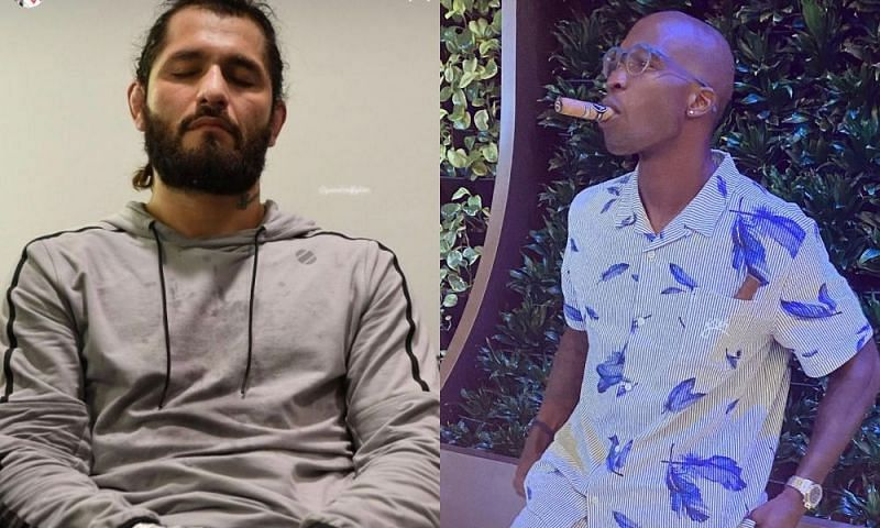 Images via Instagram accounts @ochocinco and @gamebredfighter