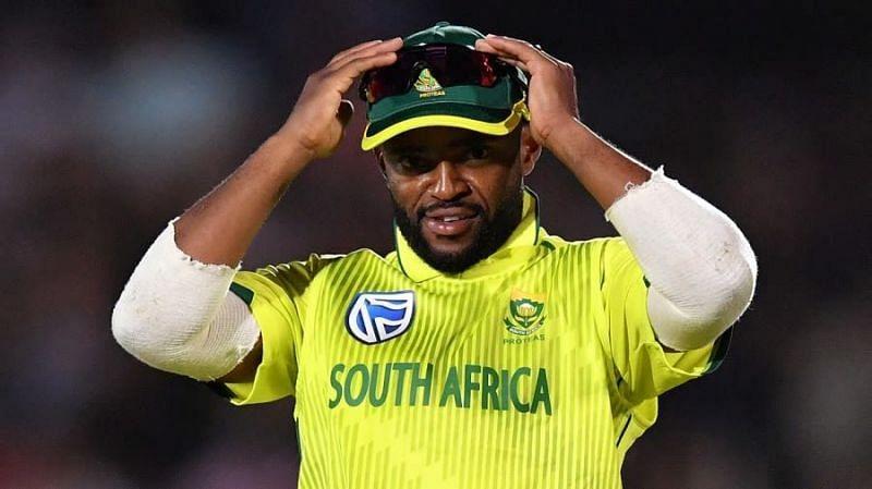 Temba Bavuma will look to make a mark as South Africa captain