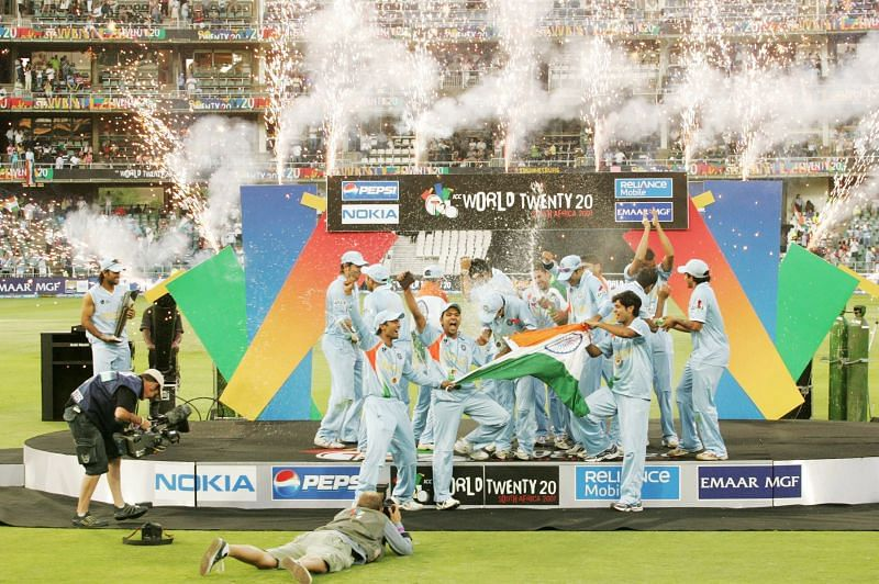 India defeated Pakistan in the 2007 T20 World Cup final.