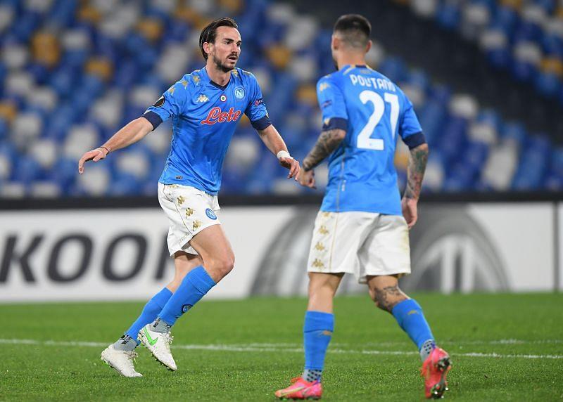 Fabian Ruiz has been key for Napoli this season. (Photo by Francesco Pecoraro/Getty Images)