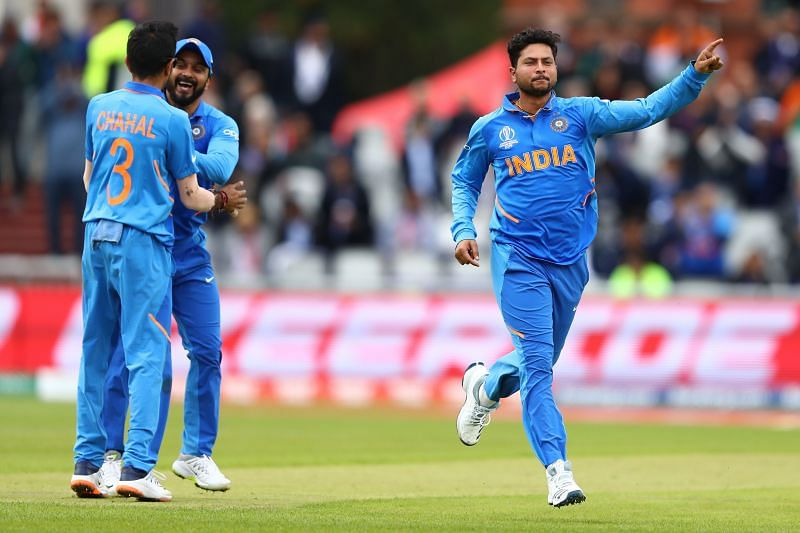 Kuldeep Yadav could be the go-to bowler for Eoin Morgan in the middle overs.