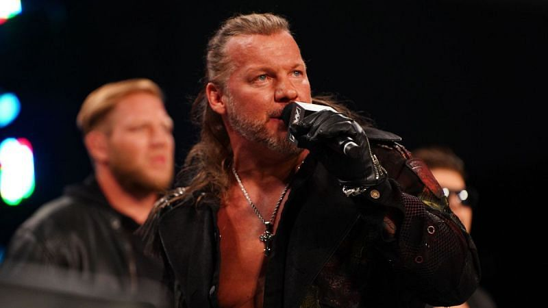 Chris Jericho on AEW Dynamite