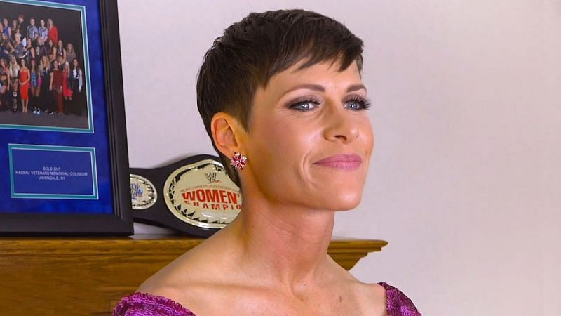 Moly Holly said she was sad WWE cut her Hall of Fame speech