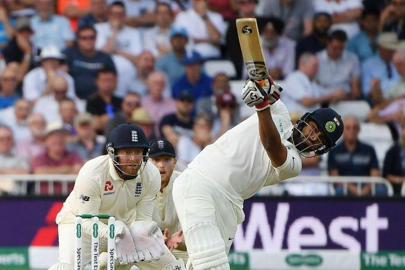 ऋषभ पंत ने अपने टेस्ट करियर की शुरुआत इंग्लैंड में ही की थी