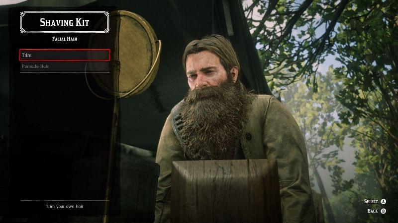 Beards in Red Dead Online look great (Image via Red Dead Redemption Reddit)