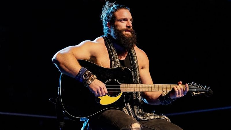 Elias signed a new multi-year deal with WWE in January 2020