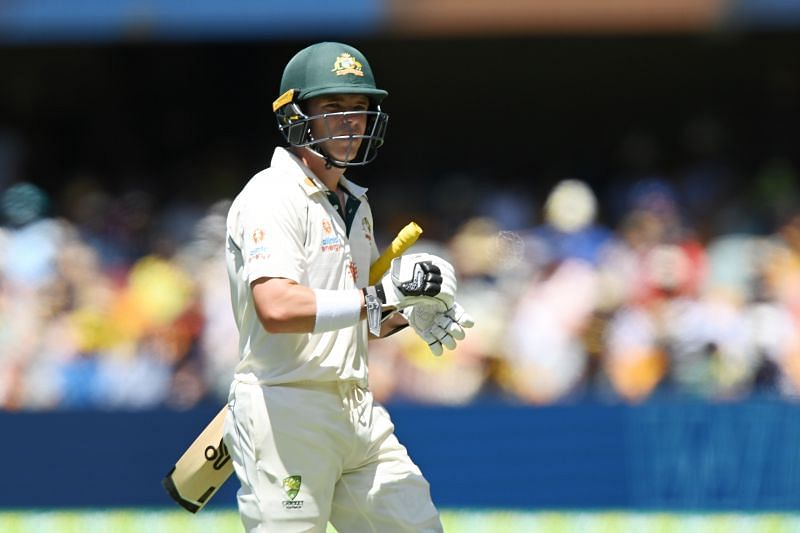 Marcus Harris has played as an opener in all of his 10 Test appearances for Australia.