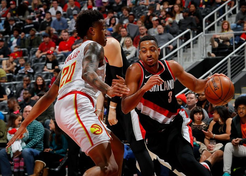 Portland Trail Blazers vs Atlanta Hawks