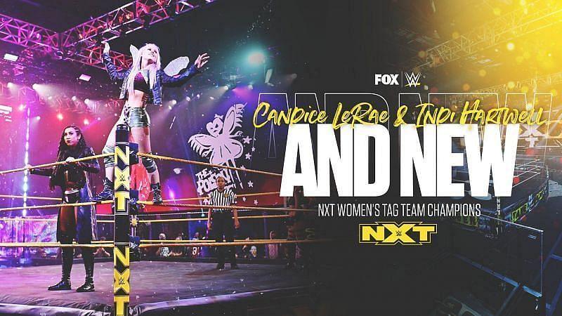 NXT Women's Tag Team Champion