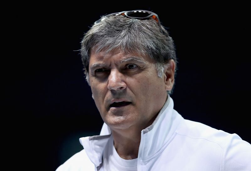 Toni Nadal is the tournament director of the Mallorca Championships