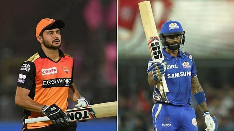 India vs SL: From Manish Pandey to Suryakumar Yadav, 3 players who can bat in the No. 3 slot