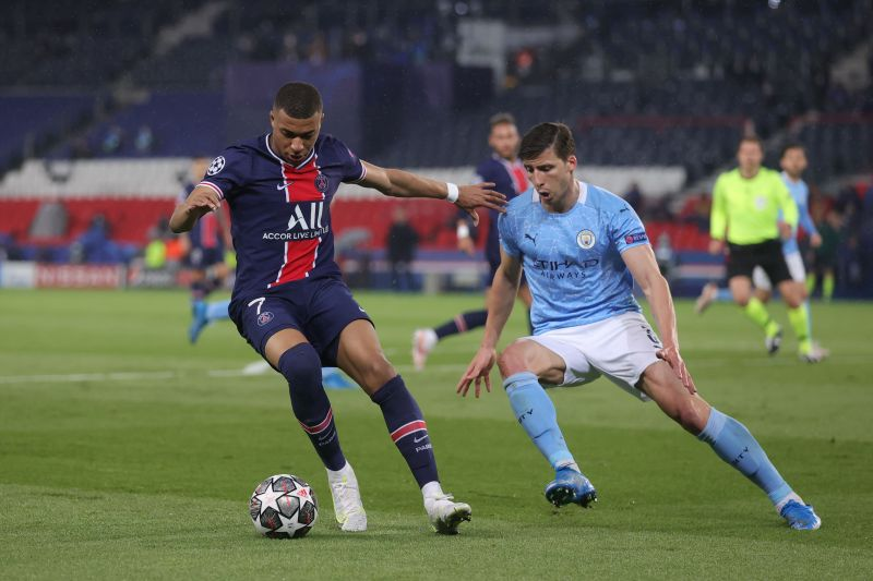 Paris Saint-Germain take on Manchester City this week
