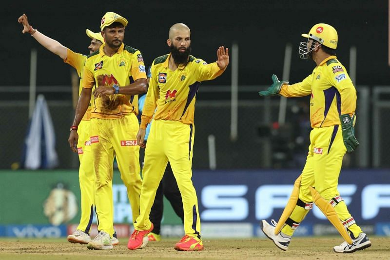 Moeen Ali has been a match-winner for the Chennai Super Kings in IPL 2021 (Image Courtesy: IPLT20.com)