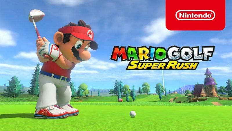 Grinding character points are a good way for players to get accustomed to the wide roster in Mario Golf: Super Rush (Image via Nintendo)