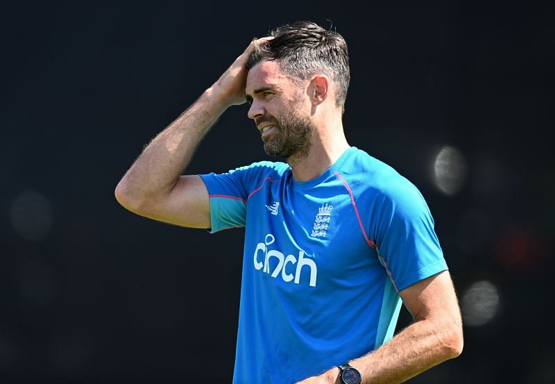 James Anderson is currently playing his 162nd Test match for the England cricket team.