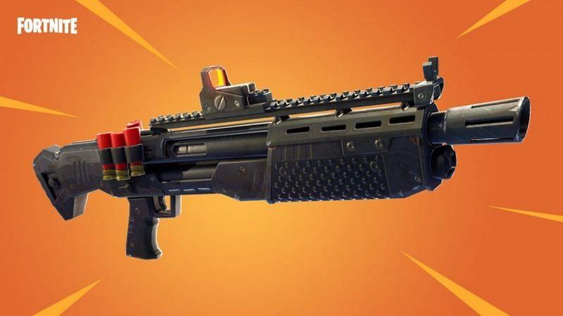 The Heavy Shotgun. Image via VG247