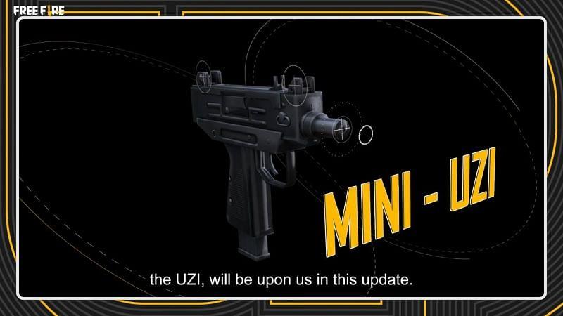 UZI (Image via Free Fire)