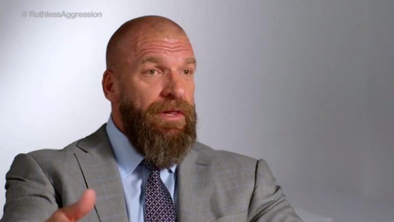 Triple H is the mastermind behind WWE