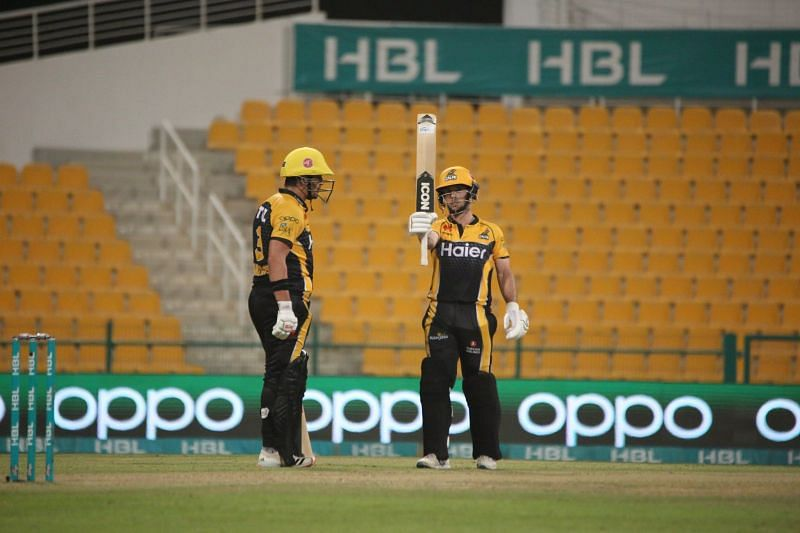Peshawar Zalmi enters into the final after defeating Islamabad United.
