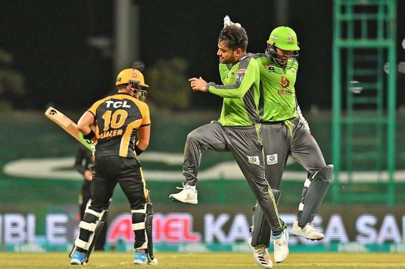 राशिद खान ने झटके 5 विकेट (Photo: PSL)