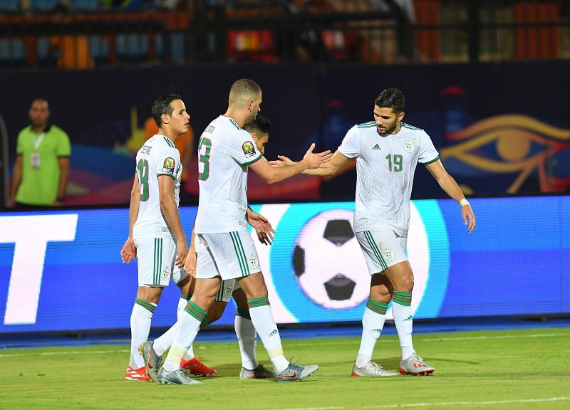 Algeria will host Mali in a friendly
