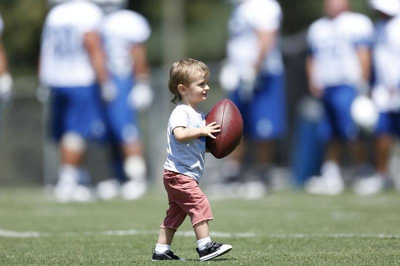 Indianapolis Colts Traning Camp
