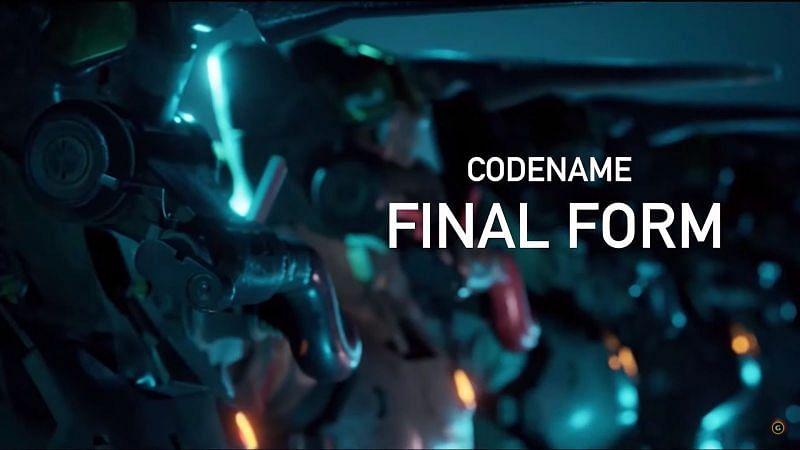 Codename Final Form (Image via Gamespot)