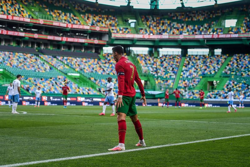 Portugal gear up for Euros in style!