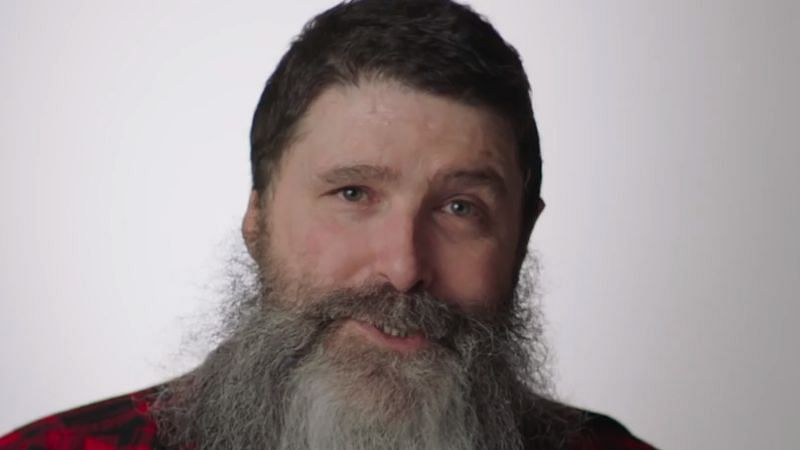 Mick Foley made his debut in 1986