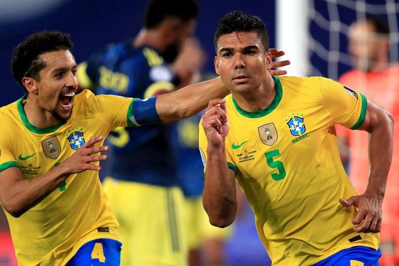 Casemiro scored a late equalizer