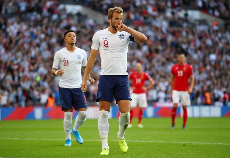 Manchester United are interested in signing both Harry Kane and Jadon Sacho this summer