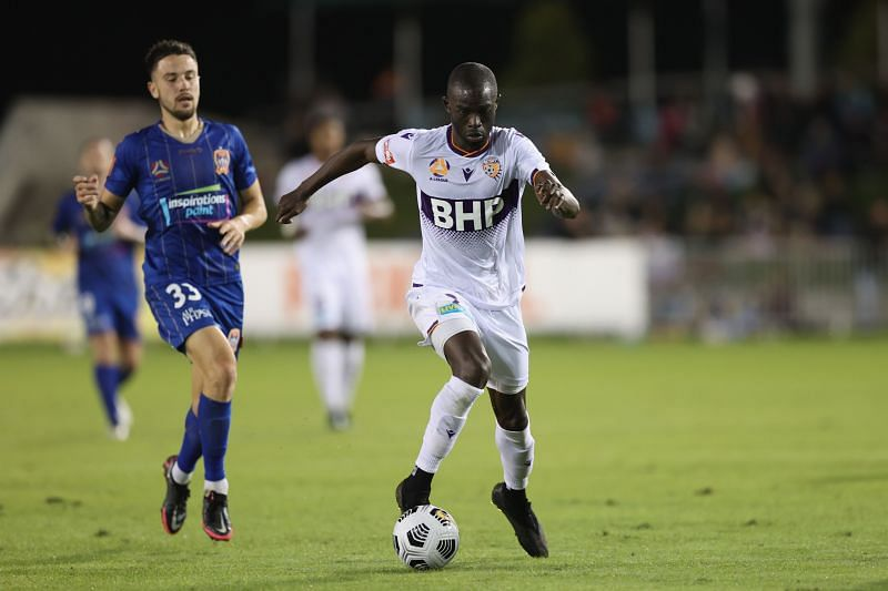 Newcastle Jets take on Perth Glory this weekend