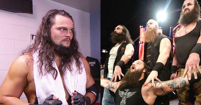 Bo Dallas and The Wyatt Family.