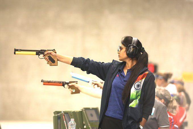 Rubina Francis shooting