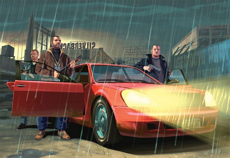 GTA: The Fast and The Furious (Image via GTA4.NET, taken from Rockstar Games)