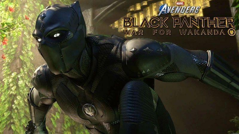 Black Panther - War for Wakanda DLC para Marvel