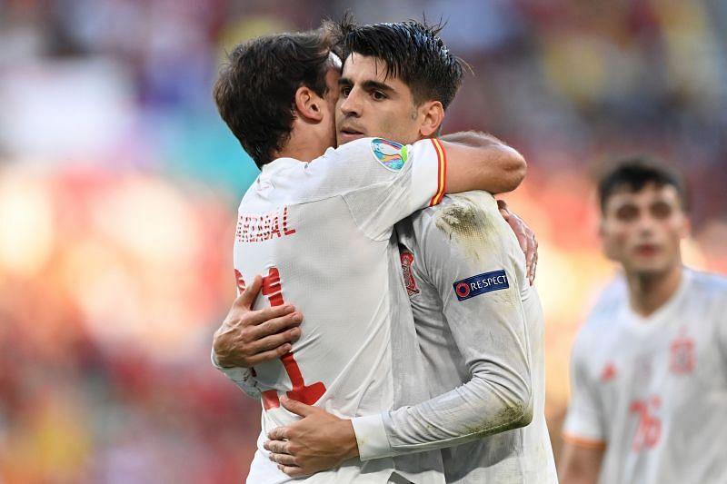 Croatia vs Spain - UEFA Euro 2020: Round of 16