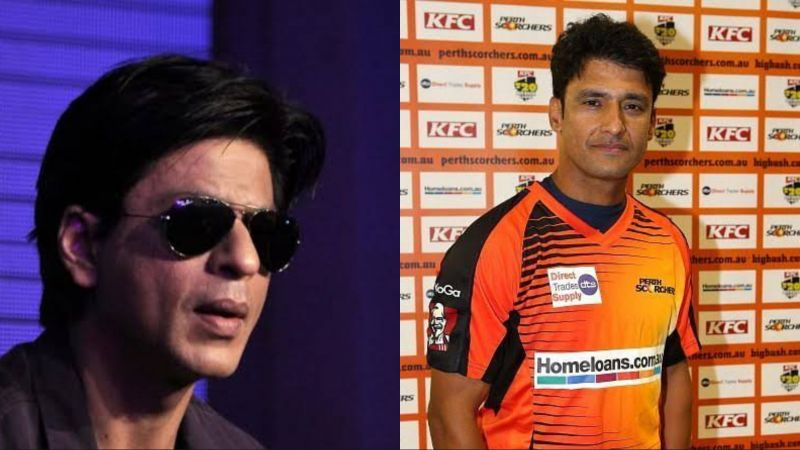Yasir Arafat (R) could have played for the Kolkata Knight Riders in IPL 2009