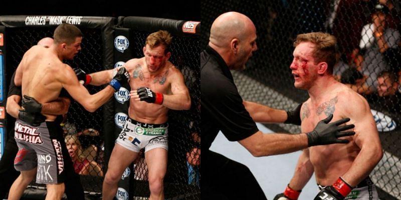 The Ultimate Fighter 18 Finale: Diaz vs. Maynard