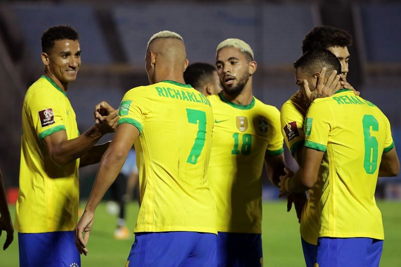 Brazilian players set to compete in Copa America. (Photo by Raúl Martínez-Pool/Getty Images)