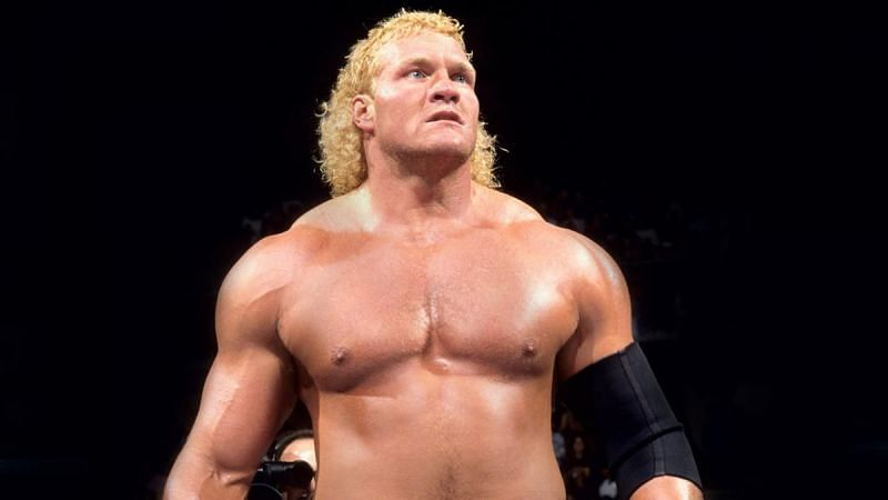 Sid Vicious returned to WCW after his second WWE run