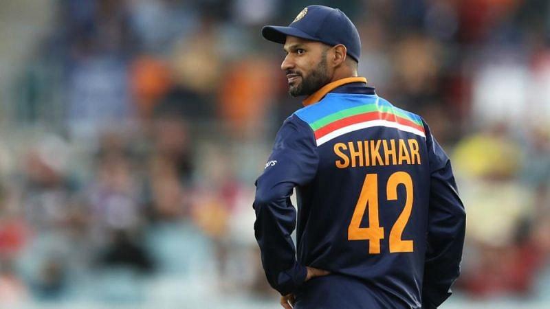Shikhar Dhawan will lead India