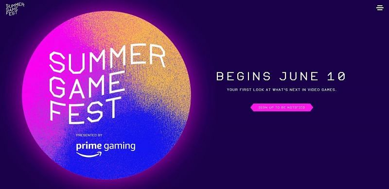 Summer Game Fest 2021 has debuted a new trailer teasing more than 30 games (Image by Summer Game Fest)