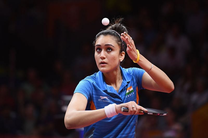 Manika Batra says it is a dream to win gold in Olympics